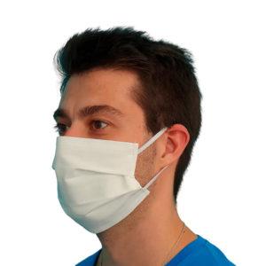 Máscara de Algodão Reutilizável
